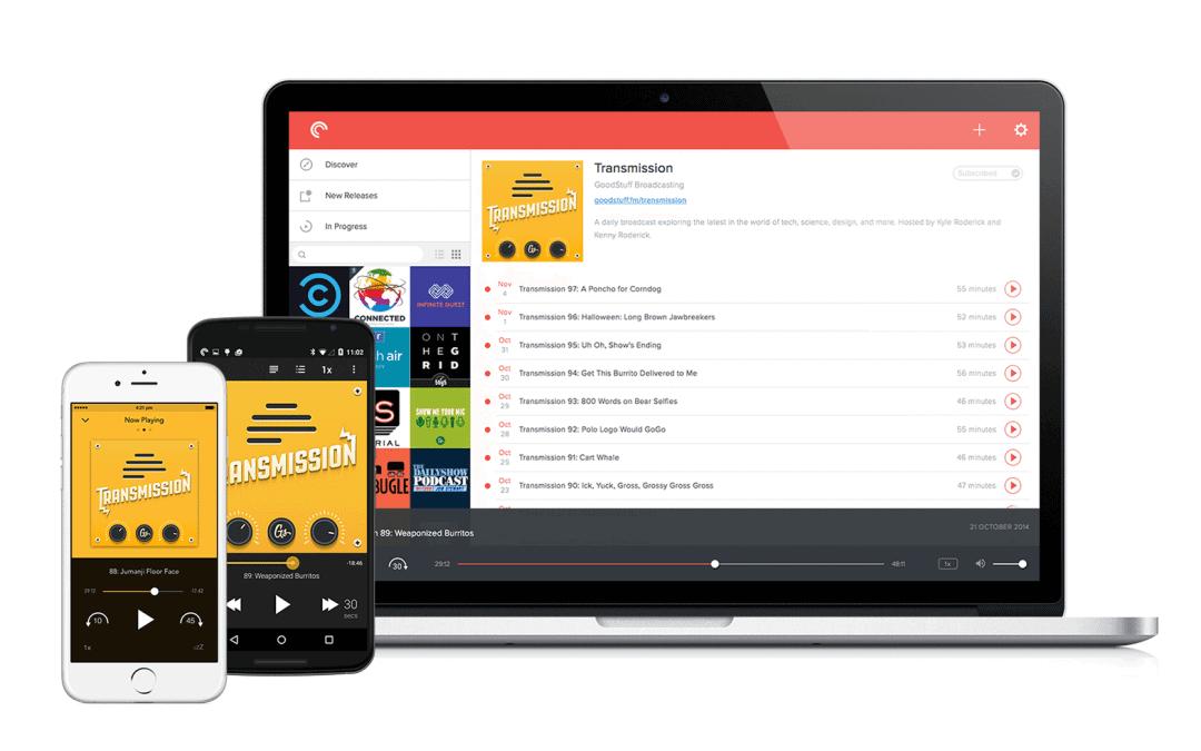 Pocket Casts – Mobile Podcast Player