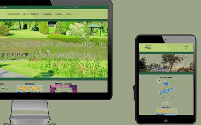 WEBSITE LAUNCH – North Dakota Recreation and Parks Association