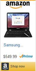 Samsung Chromebook Pro Amazon